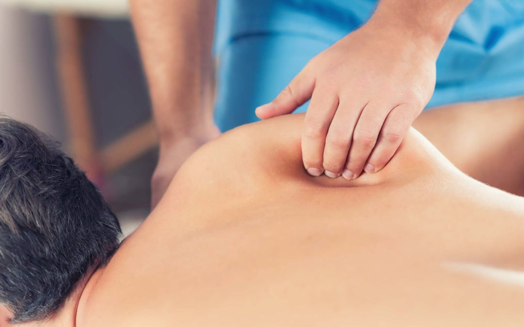 Anti-inflammatories and physiotherapy