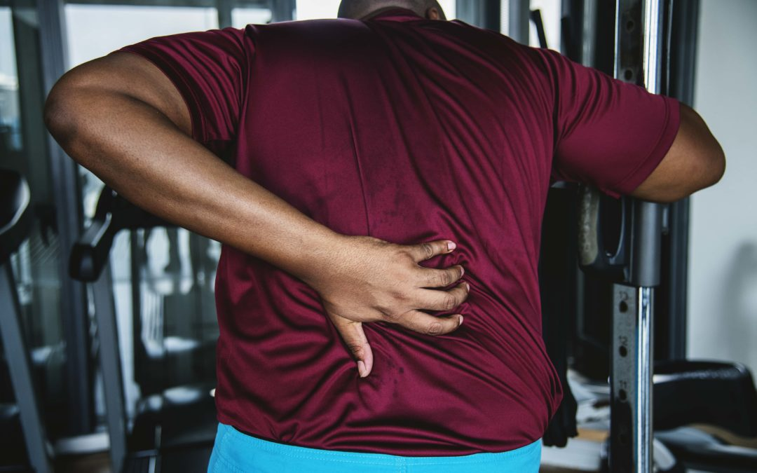 Chronic lower back pain: A case study