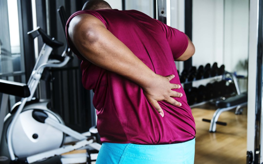 How to rid yourself of back pain